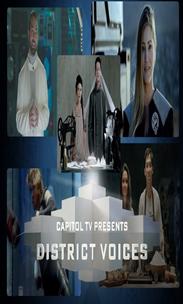 District Voices - Poster / Capa / Cartaz - Oficial 1