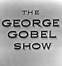 The George Gobel Show - Poster / Capa / Cartaz - Oficial 1