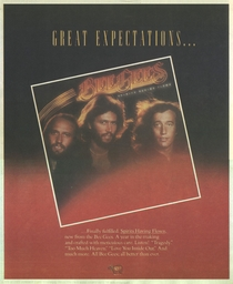 Bee Gees - Spirits Having Flown Tour - Poster / Capa / Cartaz - Oficial 1