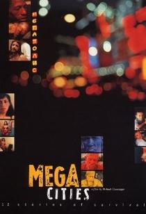 Megacities - Poster / Capa / Cartaz - Oficial 1