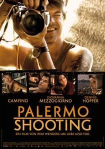 Palermo Shooting - Poster / Capa / Cartaz - Oficial 1