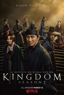 Kingdom (2ª Temporada) - Poster / Capa / Cartaz - Oficial 2