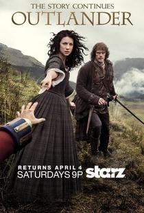 Outlander (1ª Temporada) - Poster / Capa / Cartaz - Oficial 3