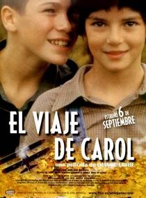 A Viagem de Carol - Poster / Capa / Cartaz - Oficial 1