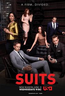 Suits (4ª Temporada) - Poster / Capa / Cartaz - Oficial 1