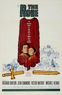 O Manto Sagrado - Poster / Capa / Cartaz - Oficial 1