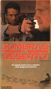 Sombras no Deserto - Poster / Capa / Cartaz - Oficial 1