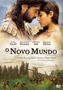 O Novo Mundo - Poster / Capa / Cartaz - Oficial 8