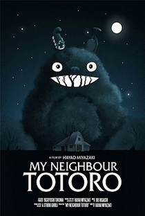 Meu Amigo Totoro - Poster / Capa / Cartaz - Oficial 10