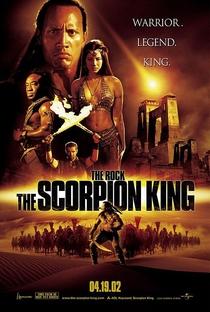 O Escorpião Rei - Poster / Capa / Cartaz - Oficial 1