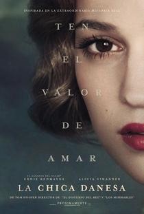A Garota Dinamarquesa - Poster / Capa / Cartaz - Oficial 6