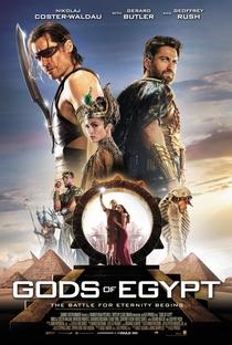 Deuses do Egito - Poster / Capa / Cartaz - Oficial 22