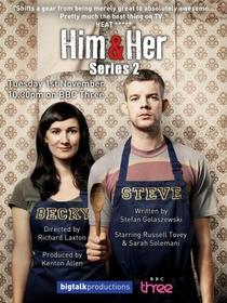 Him & Her (2ª Temporada) - Poster / Capa / Cartaz - Oficial 1