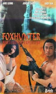 Foxhunter - Perseguição Explosiva - Poster / Capa / Cartaz - Oficial 1
