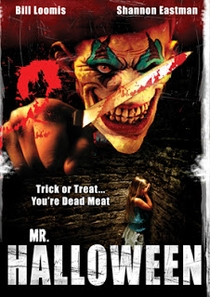 Mr. Halloween - Poster / Capa / Cartaz - Oficial 1