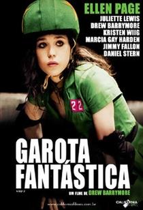 Garota Fantástica - Poster / Capa / Cartaz - Oficial 3