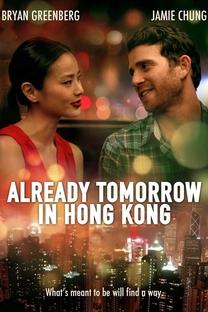 Already Tomorrow in Hong Kong - Poster / Capa / Cartaz - Oficial 3
