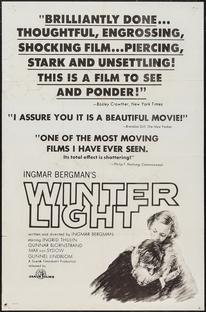 Luz de Inverno - Poster / Capa / Cartaz - Oficial 6