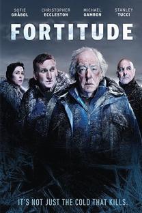Os Crimes de Fortitude (1ª Temporada) - Poster / Capa / Cartaz - Oficial 1