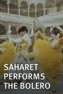 Saharet, boléro - Poster / Capa / Cartaz - Oficial 1