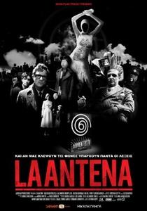 A Antena - Poster / Capa / Cartaz - Oficial 6