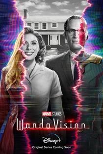 WandaVision - Poster / Capa / Cartaz - Oficial 1