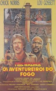 Os Aventureiros do Fogo - Poster / Capa / Cartaz - Oficial 2