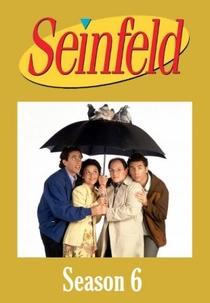 Seinfeld (6ª Temporada) - Poster / Capa / Cartaz - Oficial 1