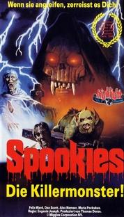 Spookies - Os renascidos das Trevas - Poster / Capa / Cartaz - Oficial 2