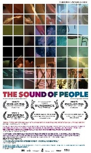 The sound of people - Poster / Capa / Cartaz - Oficial 1