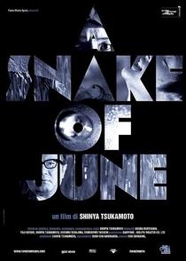 A Snake of June - Poster / Capa / Cartaz - Oficial 3