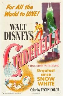 Cinderela - Poster / Capa / Cartaz - Oficial 5