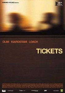 Tickets - Poster / Capa / Cartaz - Oficial 1
