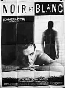 Noir et blanc  - Poster / Capa / Cartaz - Oficial 1