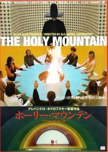 A Montanha Sagrada - Poster / Capa / Cartaz - Oficial 4