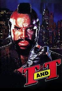 T & T - A Força da Lei (1ª temporada) - Poster / Capa / Cartaz - Oficial 1