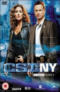 CSI: Nova York (2ª Temporada) - Poster / Capa / Cartaz - Oficial 1