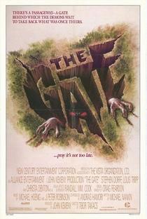 O Portão - Poster / Capa / Cartaz - Oficial 3