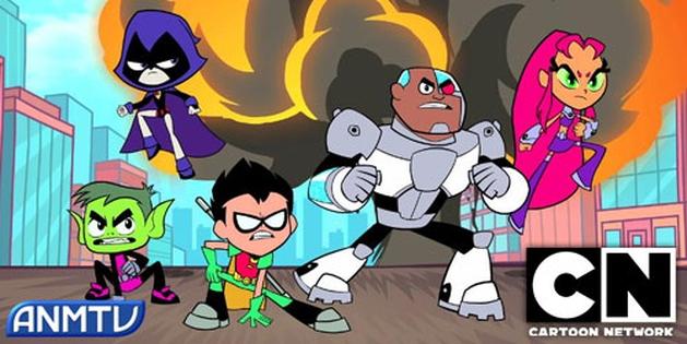 Cartoon Network exibe os curtas do DC Nation no Brasil