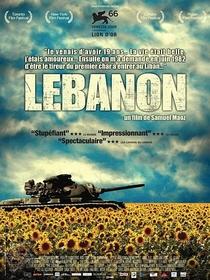 Libano - Poster / Capa / Cartaz - Oficial 1