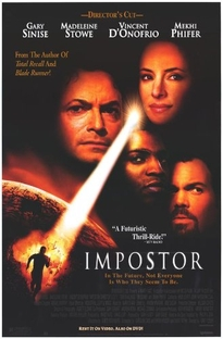 Impostor - Poster / Capa / Cartaz - Oficial 2
