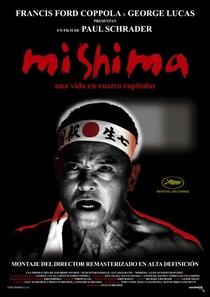Mishima: Uma Vida em Quatro Tempos - Poster / Capa / Cartaz - Oficial 4