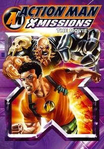 Action Man: X Missions – O Filme - Poster / Capa / Cartaz - Oficial 1