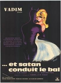 Satã Conduz o Baile - Poster / Capa / Cartaz - Oficial 1