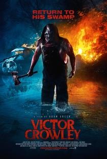 Terror no Pântano 4 - Poster / Capa / Cartaz - Oficial 1