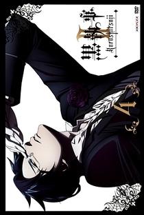 Kuroshitsuji (2ª Temporada) - Poster / Capa / Cartaz - Oficial 11