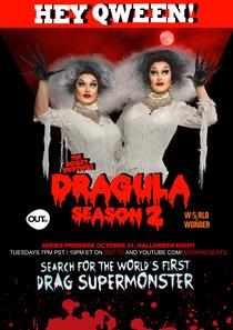 Dragula (2ª Temporada) - Poster / Capa / Cartaz - Oficial 1