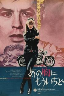 A Garota da Motocicleta - Poster / Capa / Cartaz - Oficial 9