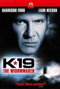 K-19: The Widowmaker - Poster / Capa / Cartaz - Oficial 4