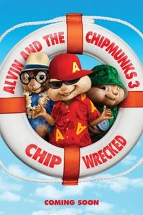 Alvin e os Esquilos 3 - Poster / Capa / Cartaz - Oficial 3